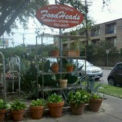 Photo taken at FoodHeads by Anika K. on 10/23/2012