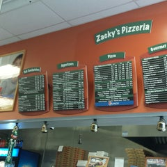 Photo taken at Zacky's Pizzeria by c.m.w.3 W. on 11/10/2014