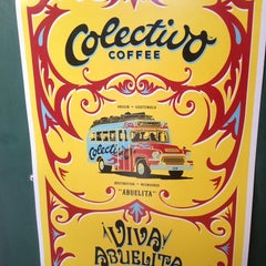 Photo taken at Colectivo Coffee by Phil G. on 8/1/2013