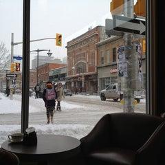 Photo taken at Bridgehead by Evan T. on 1/28/2013