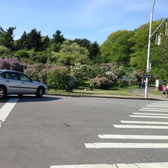 Photo taken at Highland Park Lilacs by Mike W. on 5/18/2013