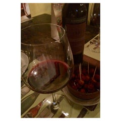 Photo taken at Barcino by Tei on 1/5/2015