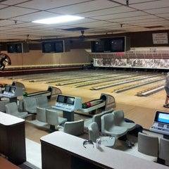 Photo taken at Linbrook Bowling Center by Ysrael R. on 3/8/2013