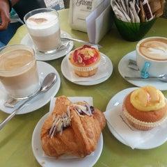 Photo taken at Caffè Grosmi by Giando R. on 6/14/2014