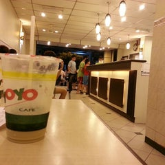 Photo taken at Yoyo Cafe by Sabah D. on 3/8/2013
