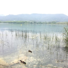 Photo taken at Banys Vells Banyoles by Marta S. on 5/13/2015