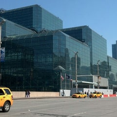 Photo taken at Jacob K. Javits Convention Center by Ken P. on 5/30/2013