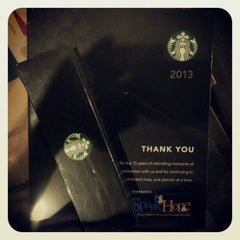 Photo taken at Starbucks Coffee by Edward L. on 12/25/2012
