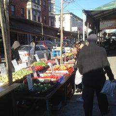 Photo taken at Italian Market by Jake K. on 1/27/2013