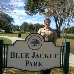 Photo taken at Blue Jacket Park by Laura B. on 1/30/2013