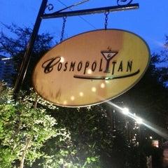 Photo taken at CosmoLava Lounge by Kedric K. on 8/8/2013