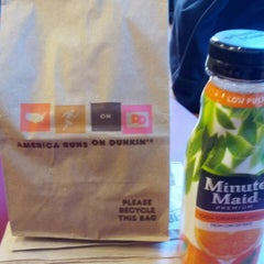Photo taken at Dunkin' Donuts by Frank C. on 3/4/2013