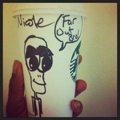 Photo taken at Starbucks by Nikki W. on 1/14/2013