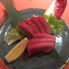 Photo taken at Zen Sushi by Kenny L. on 9/30/2015