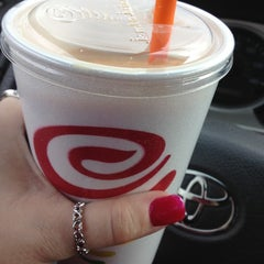 Photo taken at Jamba Juice by Nicole M. on 10/21/2012