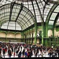 Photo taken at Grand Palais by Loic L. on 12/23/2012