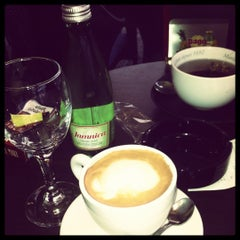 Photo taken at STRIBOR caffe bar by Iva P. on 11/30/2012