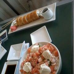 Photo taken at Tobu Sushi by Jorge L. on 11/23/2012