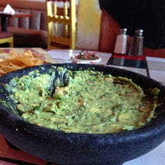 Photo taken at La Parilla Mexican Restaurant by Marco R. on 8/12/2013