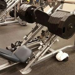 Photo taken at LA Fitness by Daniel J. on 7/19/2015