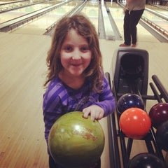 Photo taken at Herrill Lanes by Dave K. on 1/4/2014