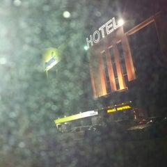 Photo taken at Kozi Hotels by Asamadi O. on 4/14/2013