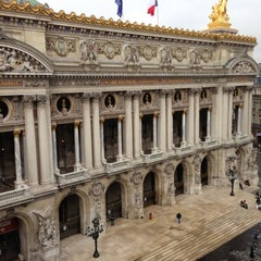 Photo taken at InterContinental Paris Le Grand Hôtel by Victor D. on 10/24/2012