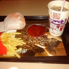 Photo taken at McDonald's Kota Bharu Mall by zarith ziudith on 5/16/2015