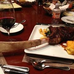 Photo taken at Barona Steakhouse by John K. on 2/3/2013