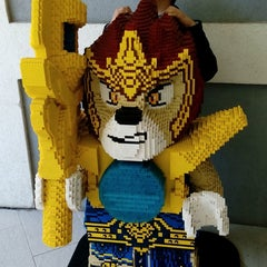 Photo taken at Lego Store by NicoLe L. on 11/10/2014