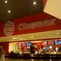 Photo taken at Cinemex Atlacomulco by Luis Enrique V. on 1/31/2013