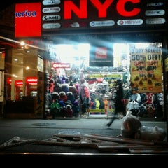Photo taken at Fordham Shopping District by Samantha M. on 1/6/2013