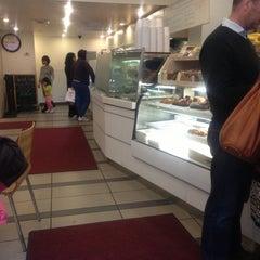 Photo taken at Toasties by Aya G. on 11/4/2012