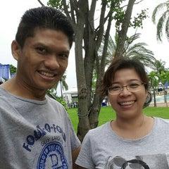 Photo taken at Castle Howchow Beach Resort Hotel Khon Kaen by surakarn r. on 7/27/2015