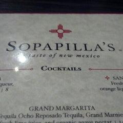 Photo taken at Sopapilla's by Maci W. on 1/21/2013