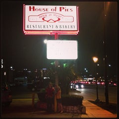 Photo taken at House of Pies by David Y. on 2/23/2013