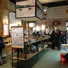 Photo taken at Eataly NYC by Paul M. on 2/16/2013