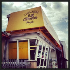 Photo taken at Laventina's Big Cheese Pizza by Your Boy Rue on 6/30/2013