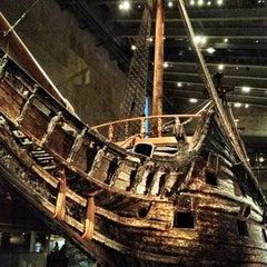 Photo taken at Vasamuseet by Jorge M. on 11/2/2012