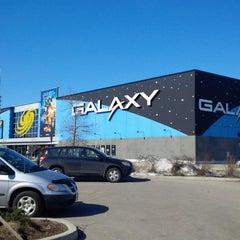 Photo taken at Waterloo Galaxy Cinemas by Ben J. on 3/29/2013