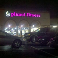 Photo taken at Planet Fitness by Scott A. on 11/19/2012