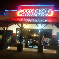 Photo taken at Woods Cycle Country by OMAR R. on 2/28/2013