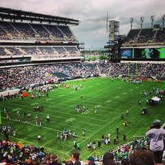 Photo taken at Lincoln Financial Field by Sean H. on 7/28/2013