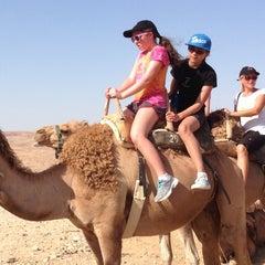 Photo taken at Bedouin Campsite by Daniel W. on 6/27/2013