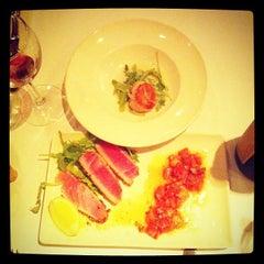 Photo taken at Le Steak Frites St-Paul by Ozgur Y. on 8/2/2013