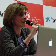 Photo taken at Deportivo Bilbao by Mikel U. on 2/28/2013
