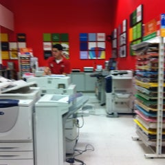 Photo taken at Office Depot by Mesh on 1/27/2013