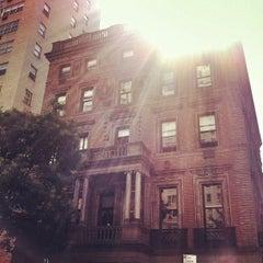 Photo taken at 23 Park Avenue by Sasha S. on 7/16/2013