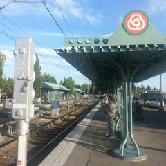 Photo taken at TriMet Gateway/NE 99th Ave MAX Station by Mike G. on 7/14/2013
