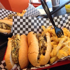 Photo taken at McGonagle's Philly Cheesesteaks by Jason S. on 6/15/2014
